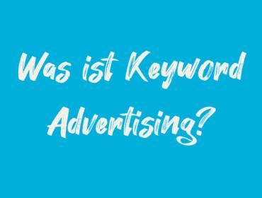 Titelbild Was ist Keyword Advertising?