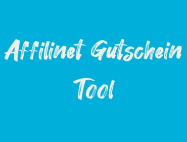 Titelbild Affilinet Gutschein Tool