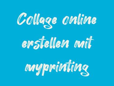 Titelbild Collage online erstellen - myprinting