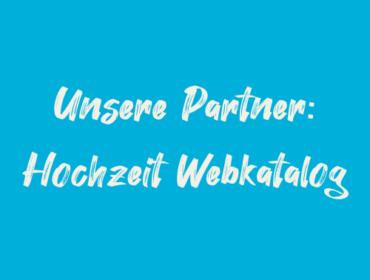 Titelbild Unsere Partner Hochzeit Webkatalog
