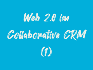 Titelbild Web 2.0 im Collaborative CRM (1)
