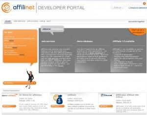 Das affili.net Developer Portal