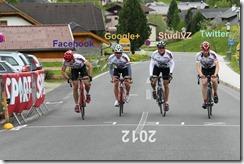 Rennen ins Jahr 2012