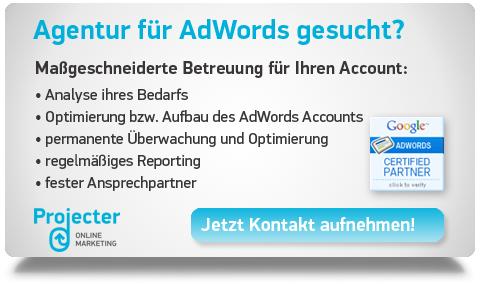 Suchmaschinenmarketing Marketing Agentur