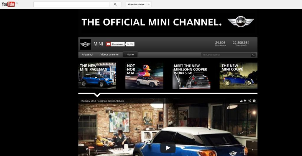 Brand Channel
