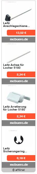 Beispiel eines Product-Widgets