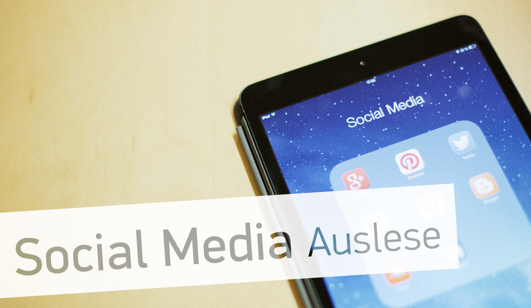 Social Media Auslese