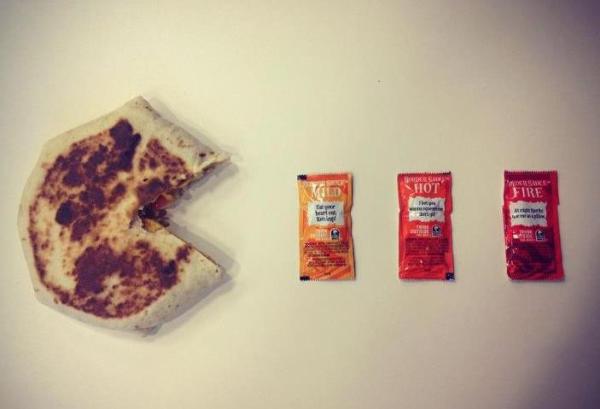 Werbung Taco Bell