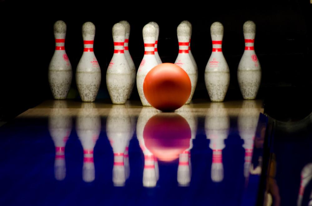 Bowling-Bild