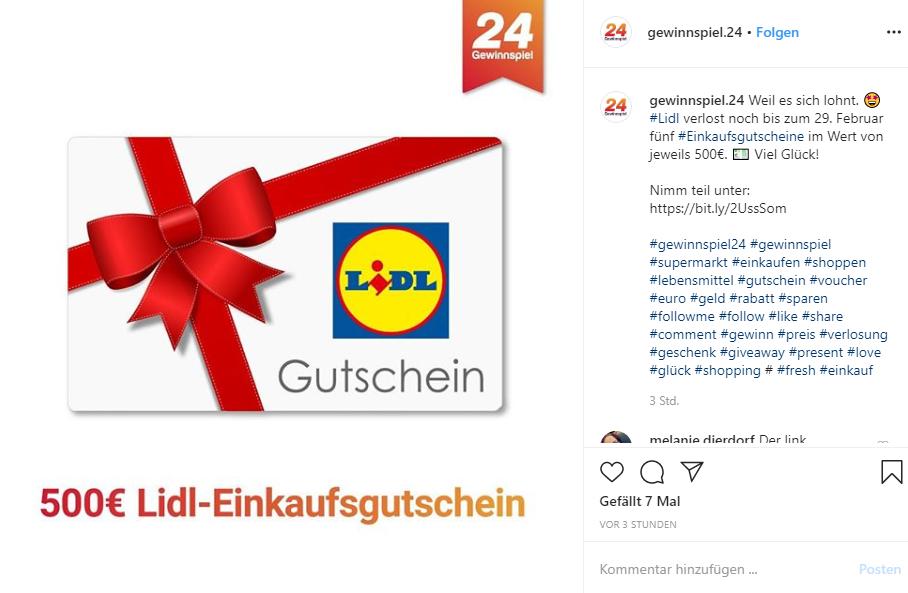 So Wird Dein Instagram Contest Ein Erfolg