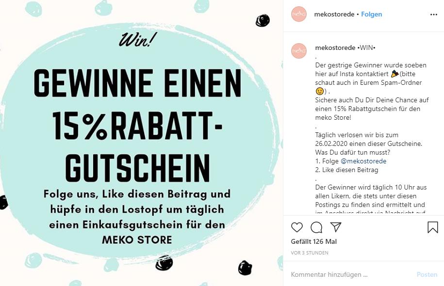 So Wird Dein Instagram Contest Ein Erfolg 15