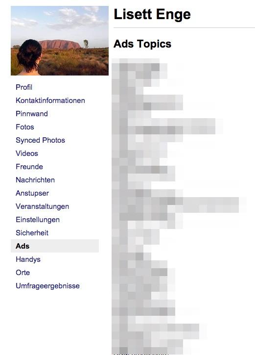 Facebook - eigene Zielgruppendaten