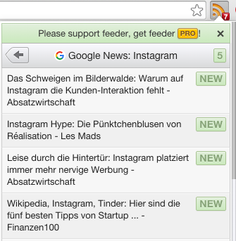 RSS-Feed-Reader