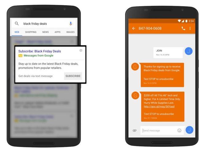 SMS Remarketing