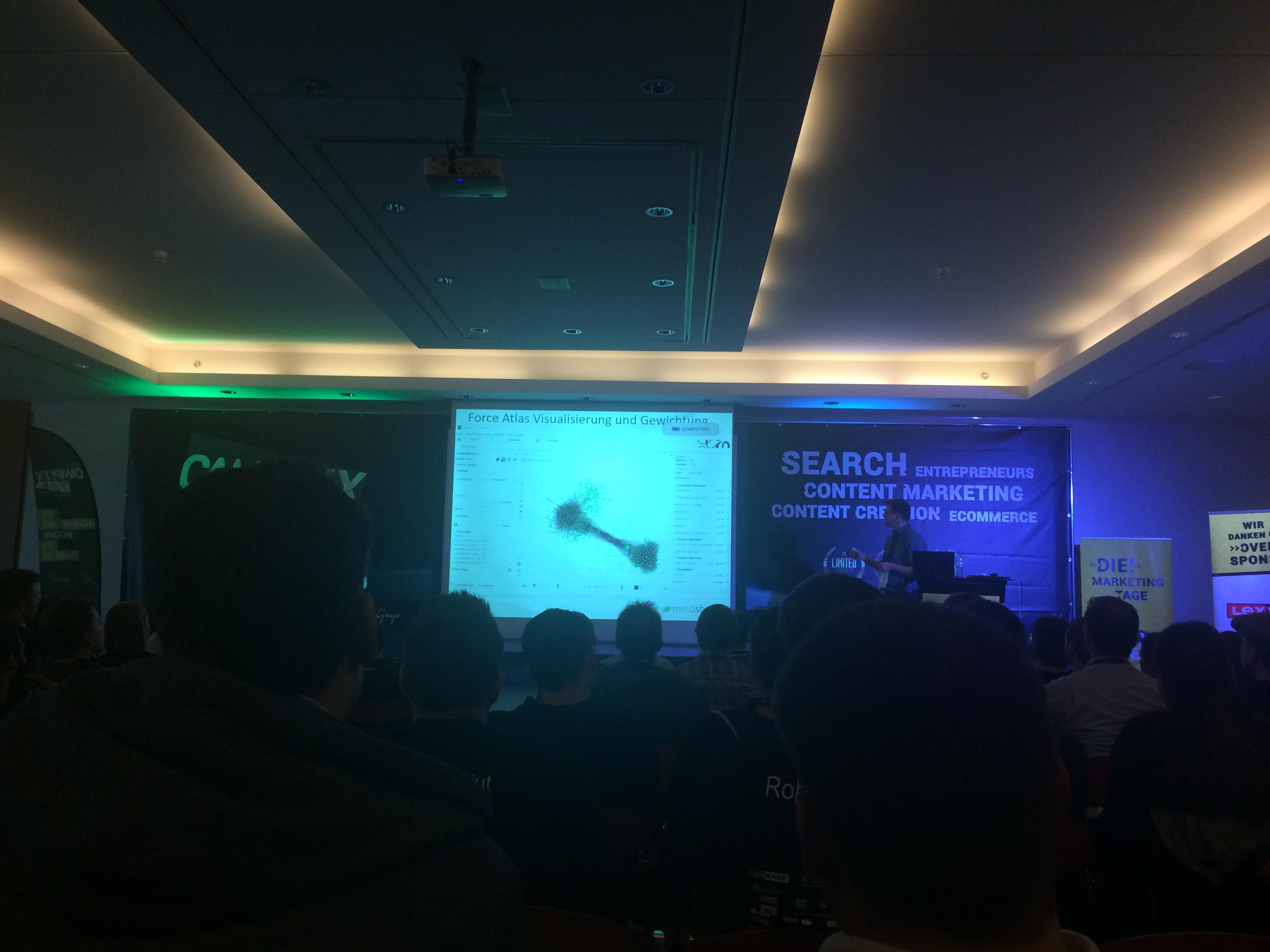 SEO Campixx Session