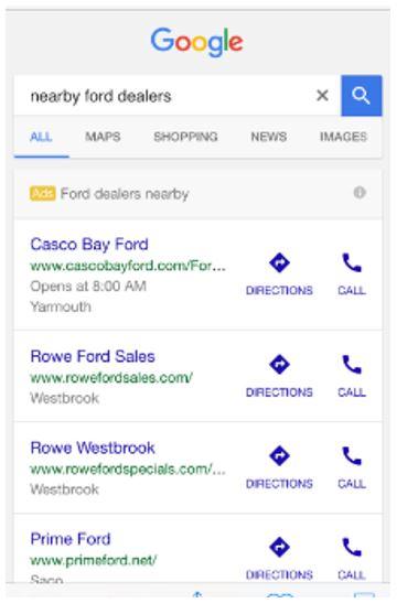 Dealer Automotive Ads