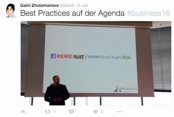 Best Practices Hashtag Business