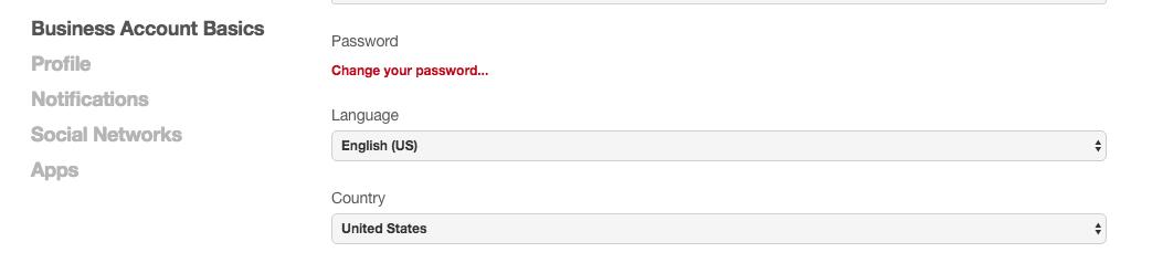 Pinterest Business Account
