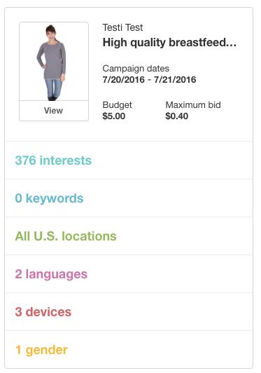 Pinterest Ads - Zusammenfassung