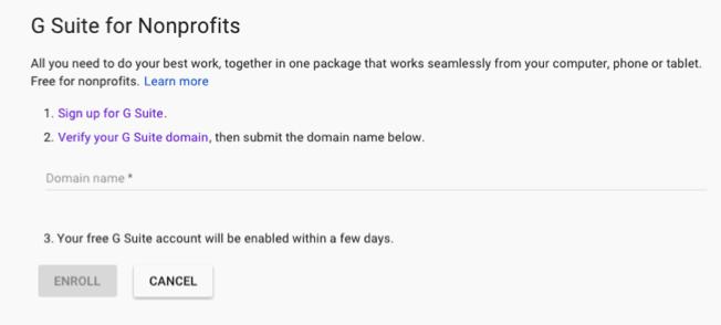 Google AdGrants Update