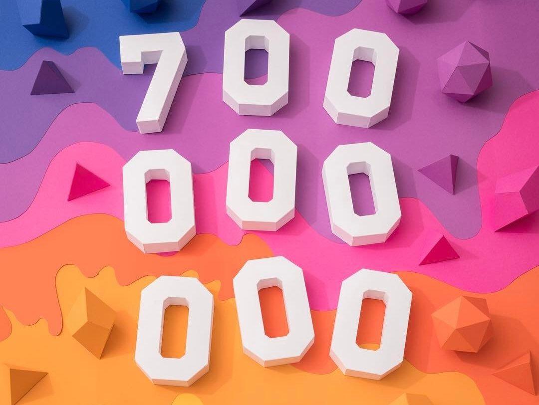 700 Millionen Nutzer bei Instagram