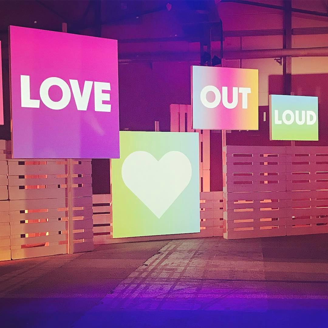 re:publica 17 Love out loud