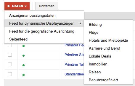 Google AdWords mit dem Google Merchant Center verknüpfen