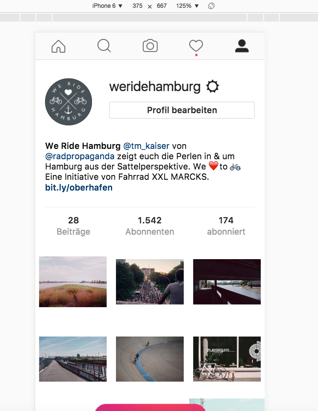 Instagram Posts vom Desktop aus hochladen