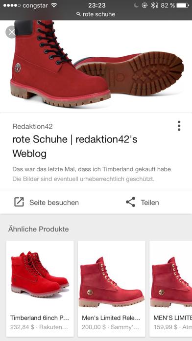 Werbung ähnlicher Produkte