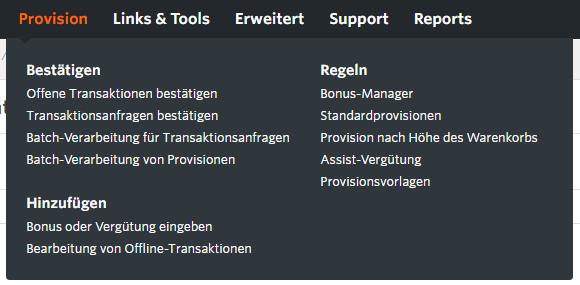 Awin_Bereich_Provisionen