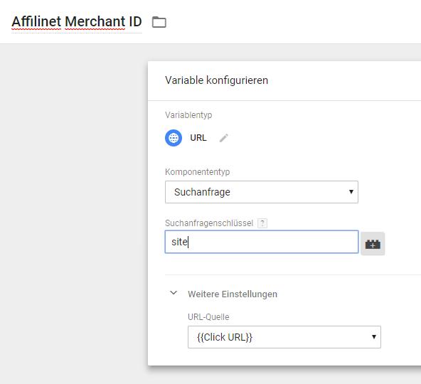 URL-Variable
