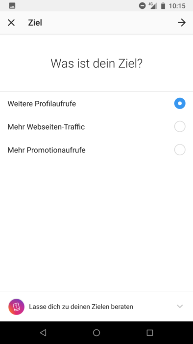 Follower Ads Promotions
