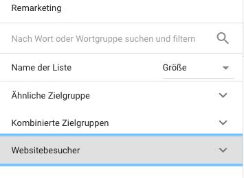 IF-Funktionen für Adwords-Anzeigen
