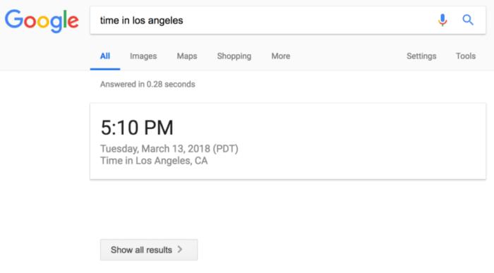 Google testet Suchergebnisse ohne organische Treffer