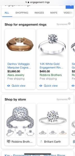 Google Showcase und Shopping Ads im Doppelpack