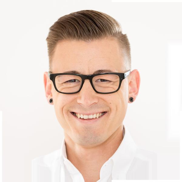 André Jontza - Team Lead Content & Creative