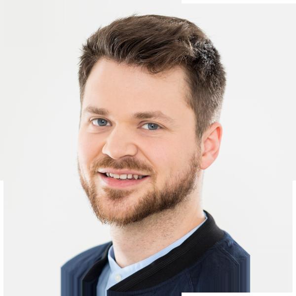 Johannes Fries - Team Lead Partner Management, SEO & Web Analytics