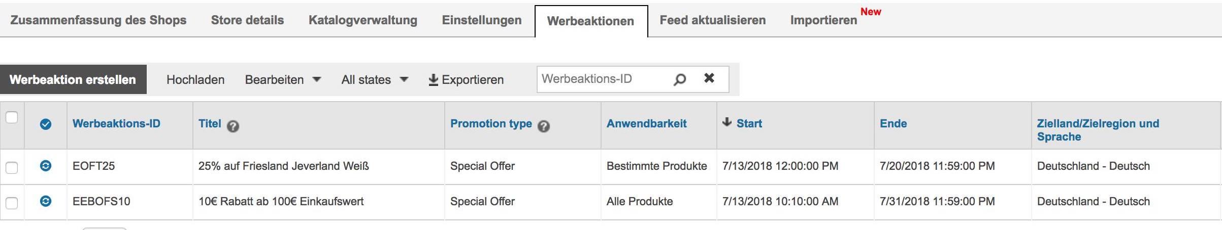 Bing Merchant Promotion