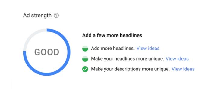 Best Practice für Responsive Search Ads in Google