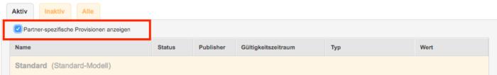 Partnerspezifische Provisionen bearbeiten: Account- Verwaltung ></noscript><figcaption id=