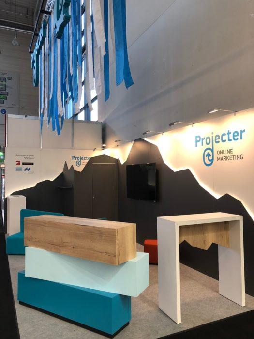Projecter GmbH auf der Dmexco 2018