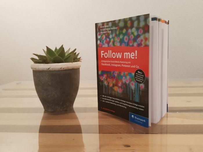 """Erfolgreiches Social Media Marketing – Gewinnt ein Exemplar von """"Follow me!"""""""