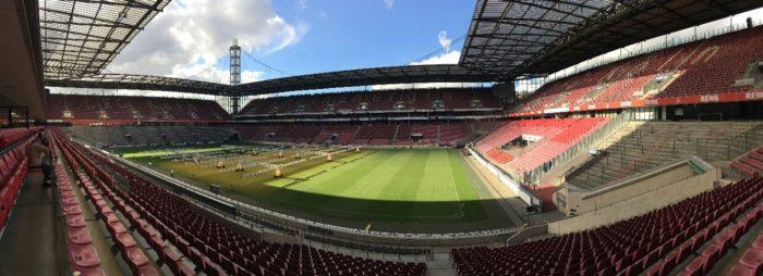 Der SEO DAY 2018 im Rhein Energie Stadion Köln