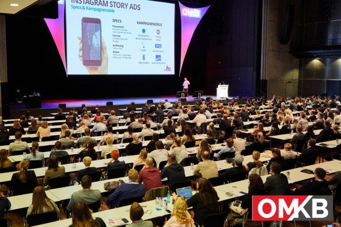 Vortrag auf der Online Marketing Konferenz Bielefeld