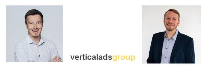 Bild der personellen Unterstützung bei der verticalAds group