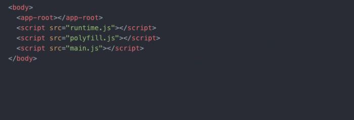 Zu sehen ist ein Quellcode mit Javascript