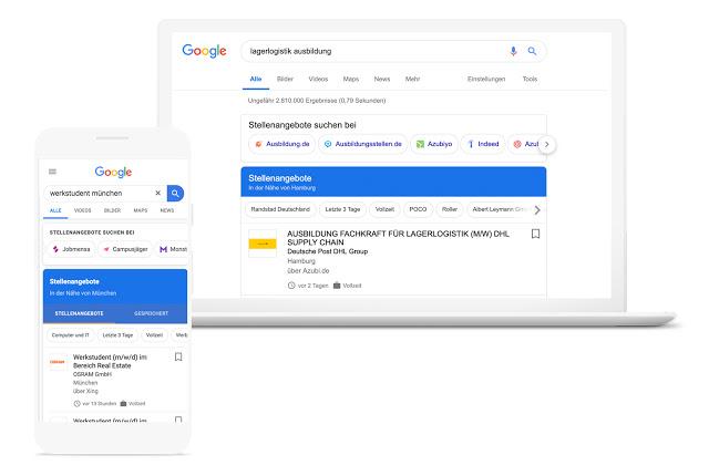 Google Jobs Deutschland