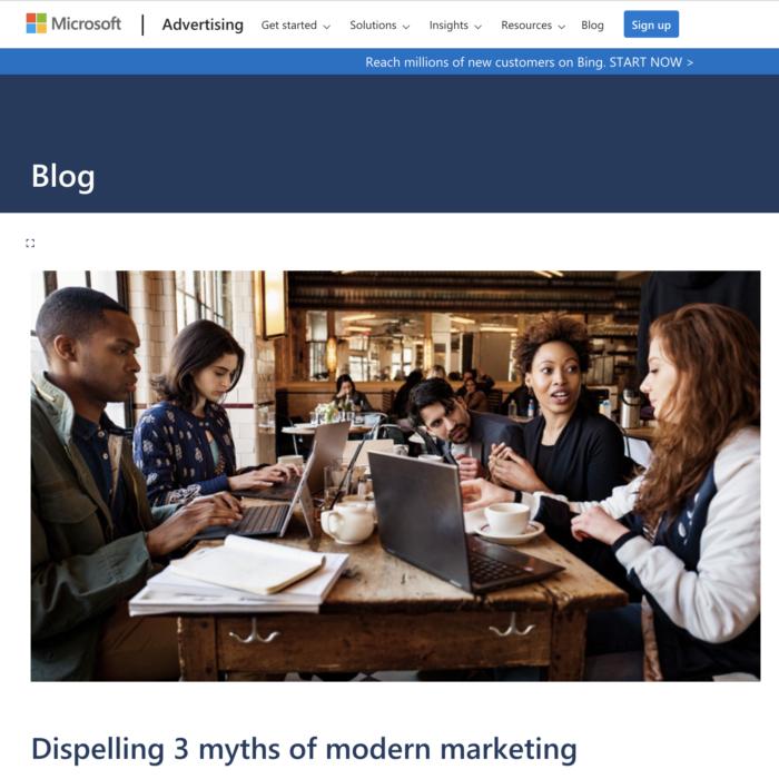 Microsoft Advertising Blog