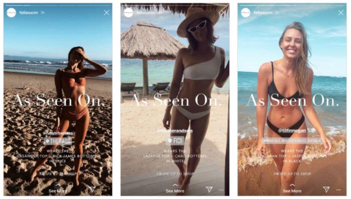 User Generated Content auf Instagram