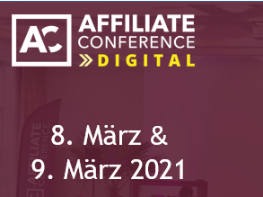 Banner zur Affiliate Conference DIGITAL
